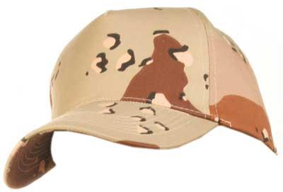 Cappello golf 5 pannelli mimetico  7e661d63c540