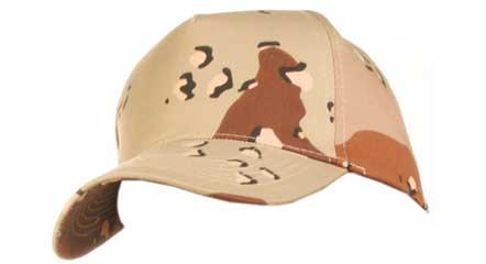 Cappello golf 5 pannelli mimetico  1aae05307063