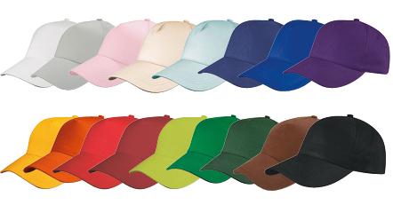 Cappellino golf 5 pannelli  e38e2bdfd00a