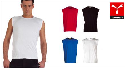 LargheLeone A Pubblicità Abbigliamento Canotta Spalle RjLcq435A